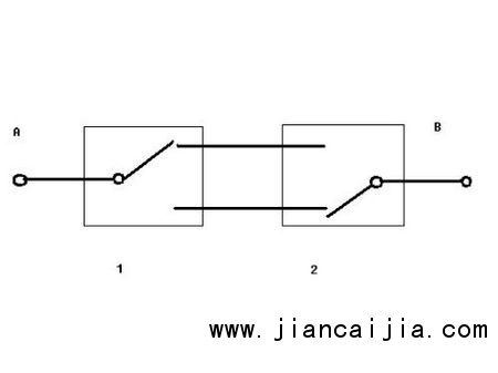双控开关接线图 最全!含电路图原理和接法