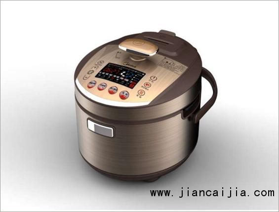 美的电压力锅使用方法及注意事项