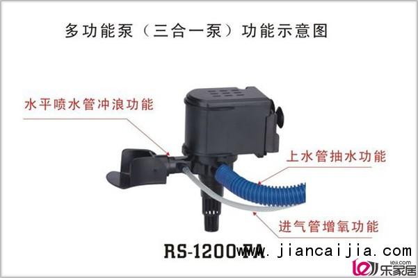 氧气泵怎么用,鱼缸氧气泵安装原理图