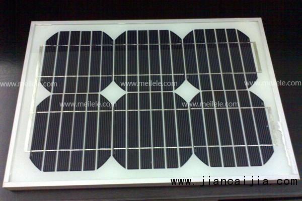 太阳能电池板原理 家用太阳能电池板价格