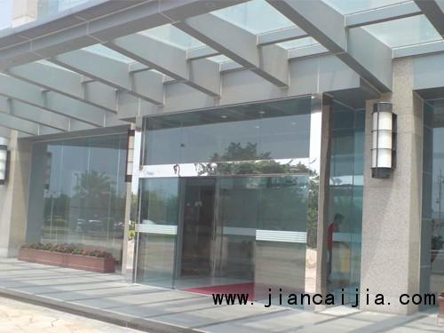 boloni is窄边框 玻璃门