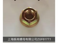 镀锌螺纹螺母
