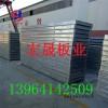 包头厂家供应钢骨架轻型屋面板板彭石板泄爆板
