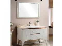 橡木浴室柜生产厂家 十大品牌实木浴室柜代理 品质保证
