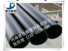 光山国标PE专用给水管生产厂家 产品施工注意事项