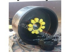 梅花爪式联轴器补偿能力大 上海LM梅花爪式联轴器销售