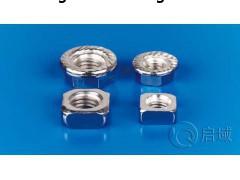 国标铝型材配件启域浙江直销铝型材紧固件连接挤压四方螺母