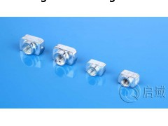 启域促销20系列铝型材配件欧标T型螺栓加工定制挤压紧固件