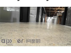 水磨石地坪,磨石地坪,工商业地坪施工,南京阿普勒