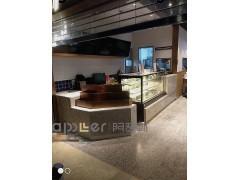 水泥基艺术地坪,商业地坪设计施工,南京阿普勒