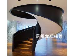 卷板楼梯订制_鞍山卷板楼梯定制各种款式【金顺】