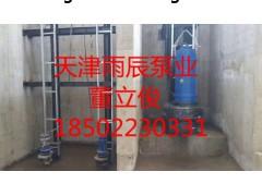 天津雨辰 大流量 高扬程不锈钢潜水排污泵厂家