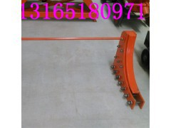 WCD型弯式月牙挡车器厂家直销质量保证
