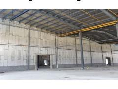 厂房车间防火轻质隔断墙材料