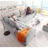 艾依格全屋定制的几个案例来看看客厅的软装设计