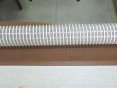 供应PU塑筋增强软管播种机输料管