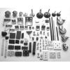 工业铝型材配件 2020和3030/和4545尼龙合页启域