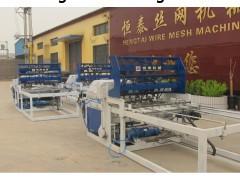 宠物笼专用焊网机厂家鸡狗鸽鸭兔养殖网排焊机价格恒泰机械