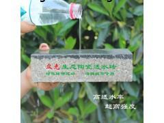 天津东丽区陶瓷透水砖畅销全国南方城市