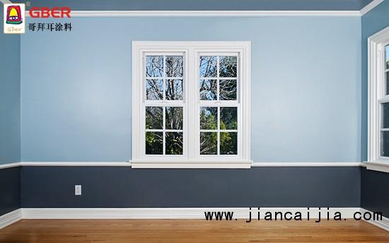 家装涂料颜色效果图 如何搭配家装内墙涂料颜色