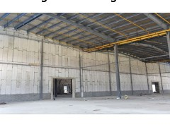 钢结构轻质防火墙材料湖北联纵厂家直销