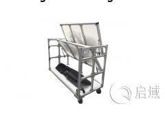 供应工业铝型材自动化设备框架1640铝合金型材启域制定