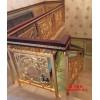 廠家直銷陽臺鋁藝樓梯護欄 歐式風銅藝扶手具體價格可咨詢