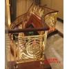 定制鋁藝樓梯護欄 安全防圍欄系列 別墅弧形樓梯扶手廠家