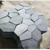 供应天然板岩,自然面青石板,板岩网贴,冰裂纹石材,碎拼石