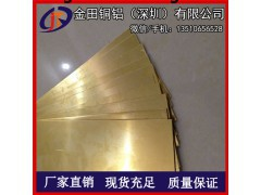 1.5mm厚广东H62黄铜板 H68高力/雕刻/拉丝铜板铜片