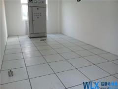商洛防静电地板 架空活动地板价格 陶瓷抗静电地板
