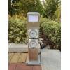 HW-08  恋途 水电桩 岸电箱 水电柱 水电柜 水电箱