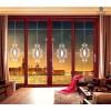 铝合金门窗优点很多,用途广泛