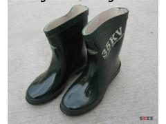 绝缘靴厂家 35kv绝缘旷工靴厂家直销