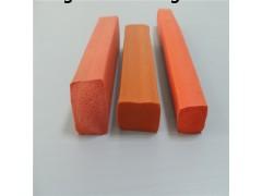 环保除尘设备硅橡胶海绵发泡密封条