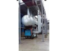 大罐白铁皮保温施工队玻璃棉板罐体外保温工程