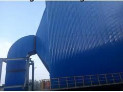 电厂排烟管道岩棉板保温工程管道彩钢板白铁保温施工队