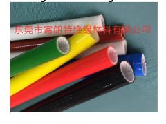 廠家直銷硅橡膠纖維管