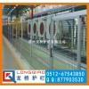 南京安全護欄鋁材機器人防護網 龍橋護欄專業定制工業防護網欄