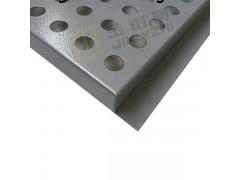 氟碳造型冲孔铝单板