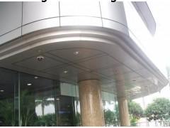 外墙铝单板雨棚生产厂家