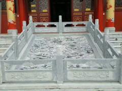 嘉祥汉鼎 石雕御路 浮雕地雕 精雕细琢 技艺精湛