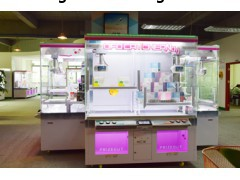 广州网红抖音同款二爪礼品机加盟,抓娃娃机多少钱?