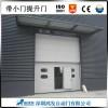 北京仓库隔音带小门提升门厂家