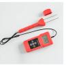 竹节纱水分测定仪    染色纱水份测湿仪