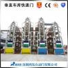 潮汕垂直循环立体车库快速门梅州pvc红外线快速卷帘门厂家