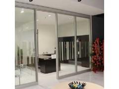 日本免费视频无锡 钢化玻璃隔断 单层双层钢化玻璃墙隔断隔墙