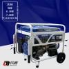 手推式8KW开架式汽油发电机