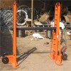 电缆放线架厂家 电缆放线架 放线架规格 山东液压放线架
