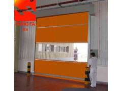 广东鸿发室内通道PVC快速门